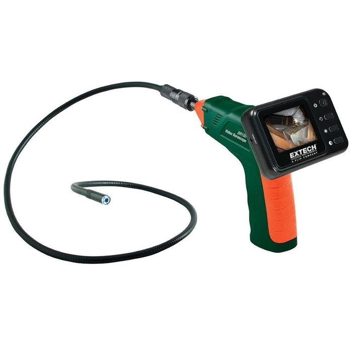 Extech BR150: Video Borescope Inspection Camera - Anaum - Test and Measurement