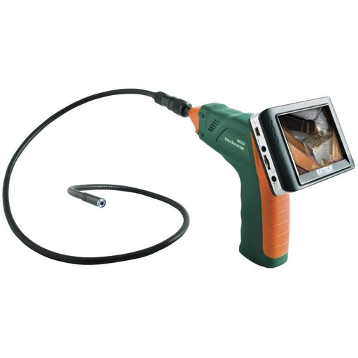 Extech BR250: Video Borescope/Wireless Inspection Camera - Anaum - Test and Measurement