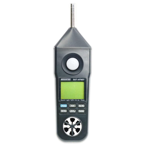 Besantek BST-AFM07 : 5 in1 Environmental Meter - Anaum - Test and Measurement