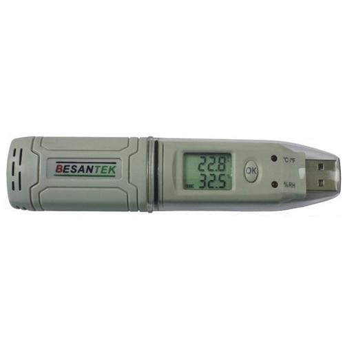 Besantek BST-DL13 USB Humidity & Temperature Datalogger - Anaum - Test and Measurement