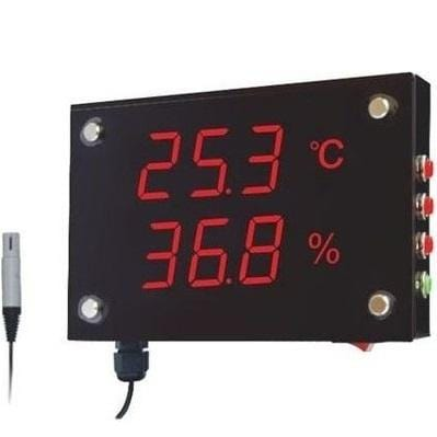 Besantek BST-HYG13 Large Screen Thermo-Hygrometer - Anaum - Test and Measurement