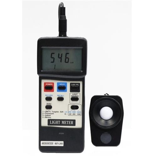 Besantek BST-LX05 : Heavy Duty Light Meter - Anaum - Test and Measurement