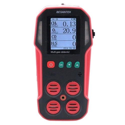 Besantek BST-MG06: Multi-Gas Detector Datalogger with Air Pump - Anaum - Test and Measurement