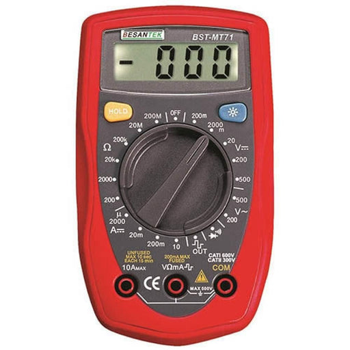 Besantek BST-MT71 Pocket Digital Multimeter - Anaum - Test and Measurement