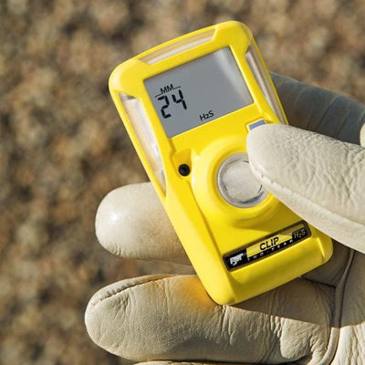 BW Technologies BW-Clip : Single Gas Detector-H2S
