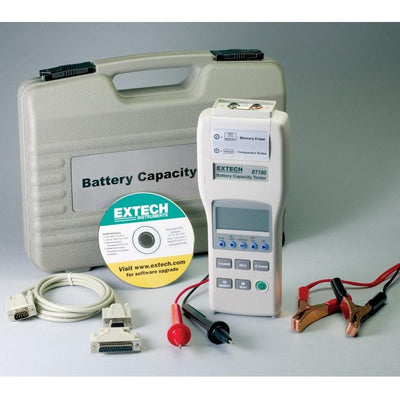 Extech BT100: Battery Capacity Tester