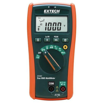 Extech EX360: 8 Function True RMS Multimeter