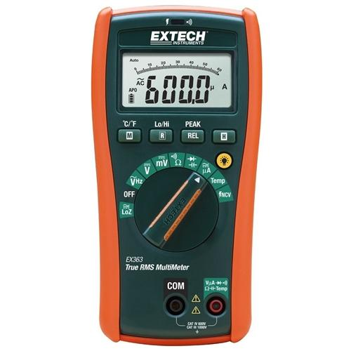 Extech EX363: 11 Function True RMS Multimeter
