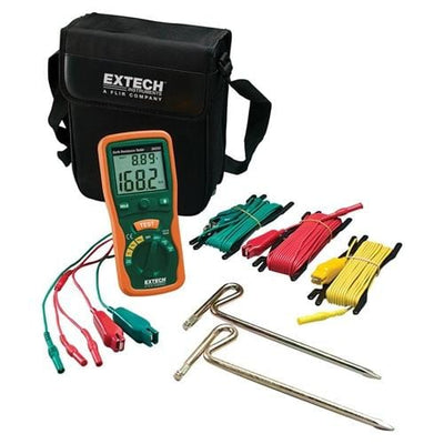 Extech 382252: Earth Ground Resistance Tester Kit