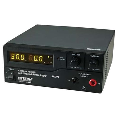 Extech 382275: 600W Switching Mode DC Power Supply (120V)