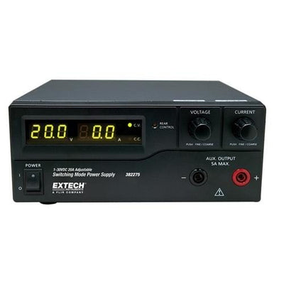 Extech 382276: 600W Switching Mode DC Power Supply (230V)