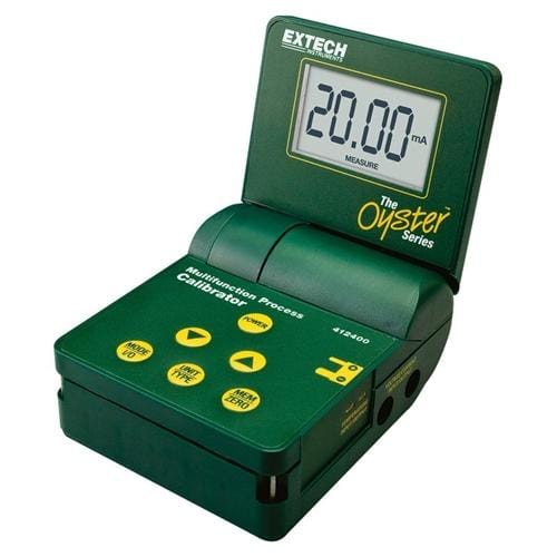Extech 412400: Multifunction Process Calibrator - Anaum - Test and Measurement