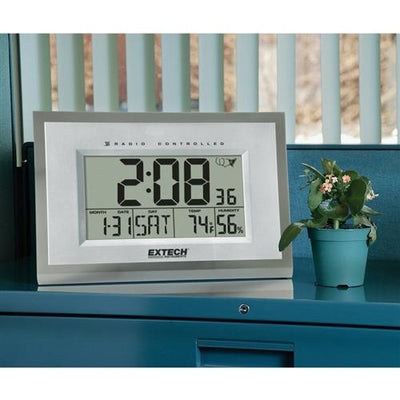 Extech 445706: Hygro-Thermometer Alarm Clock