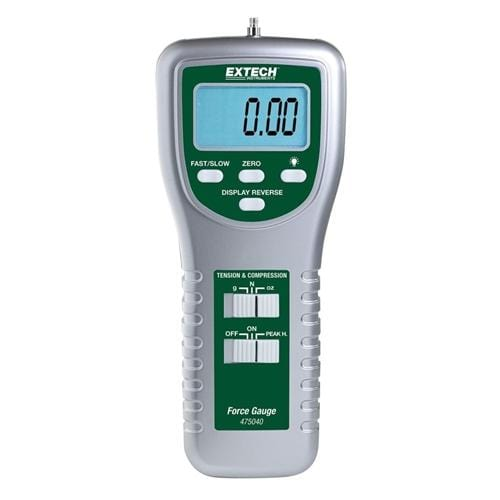 Extech 475040: Digital Force Gauge - Anaum - Test and Measurement