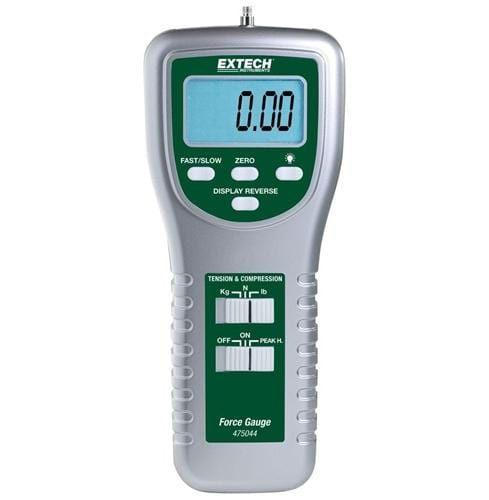 Extech 475044: High Capacity Force Gauge - Anaum - Test and Measurement