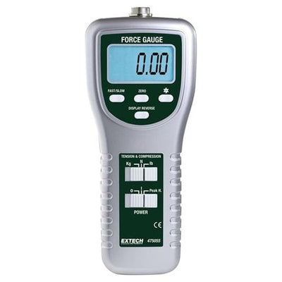 Extech 475055: High Capacity Force Gauge with PC Interface