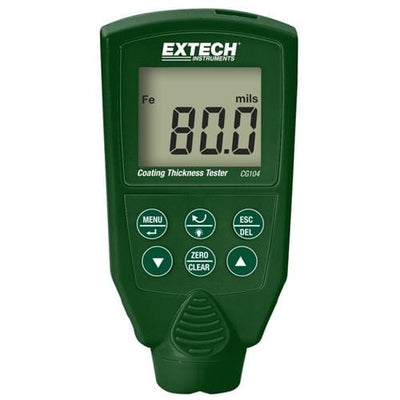 Extech CG104: Coating Thickness Tester