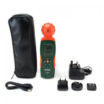 Extech CO240: Indoor Air Quality, Carbon Dioxide (CO2) Meter