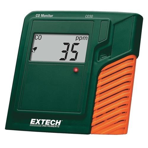 Extech CO30: CO (Carbon Monoxide) Monitor - Anaum - Test and Measurement