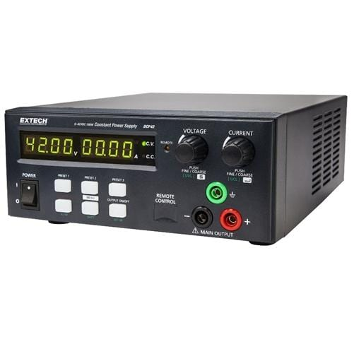 Extech DCP42: 160W Switching Power Supply - Anaum - Test and Measurement