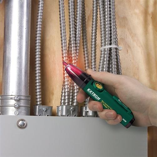 Extech DV30: Non-Contact Adjustable AC Voltage Detector