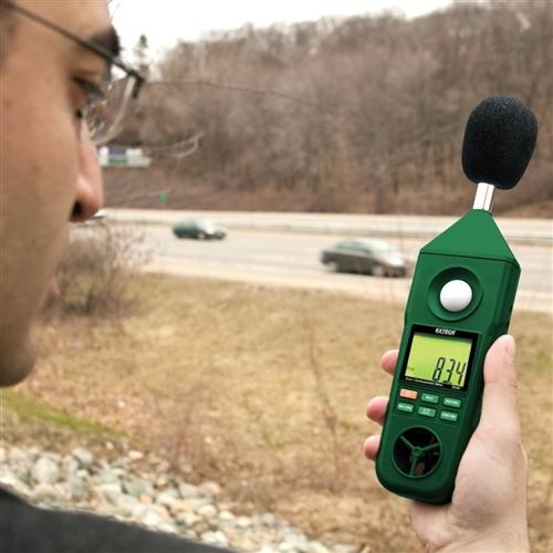 Extech EN300: 5-in-1 Environmental Meter