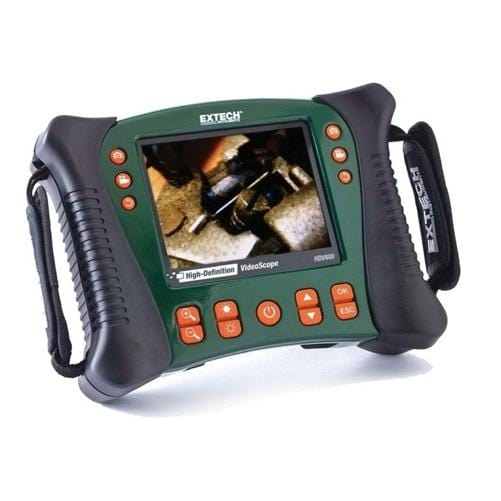 Extech HDV640: HD VideoScope with Handset/Articulating Probe