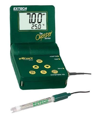 Extech Oyster-10: Oyster Series pH/mV/Temperature Meter