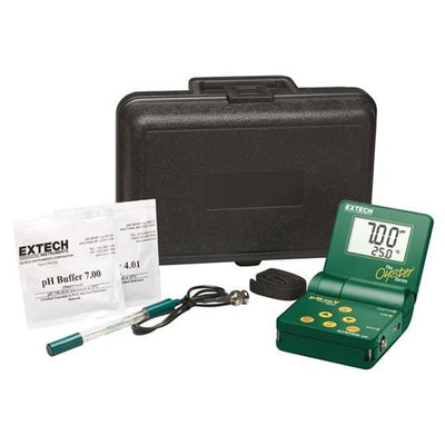 Extech Oyster-15: Oyster Series pH/mV/Temperature Meter Kit