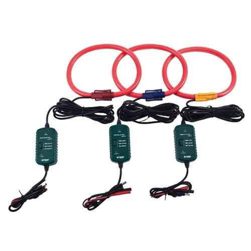 Extech PQ34-30: 3000A Current Flexible Clamp Probes