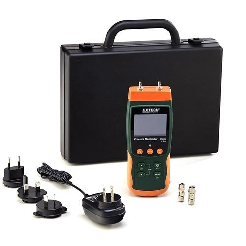 Extech SDL720: Differential Pressure Manometer/Datalogger
