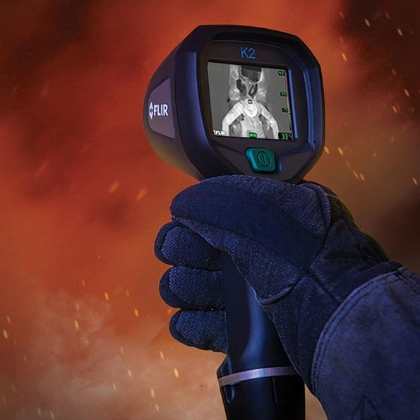 FLIR K2 : High Quality Thermal Imaging Cameras with MSX