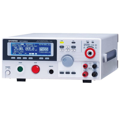 GW Instek GPT-9804 : Electrical Safety Tester