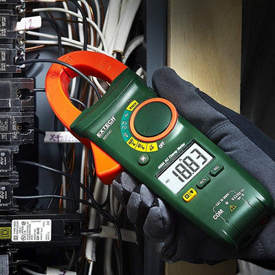 Extech MA440: 400A AC Clamp Meter + NCV