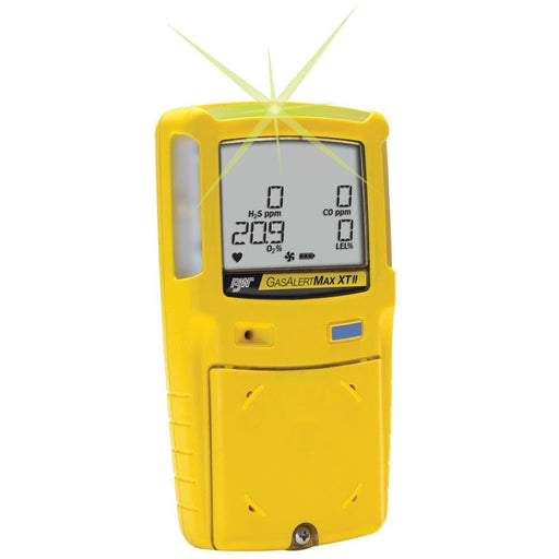 BW Technologies GasAlert Max XT II : Multi Gas Detector - Anaum - Test and Measurement