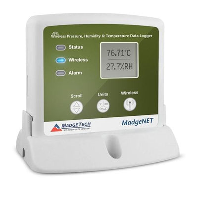 MadgeTech RFPRHTemp2000A : Wireless Pressure,Humidity,Temperature Datalogger