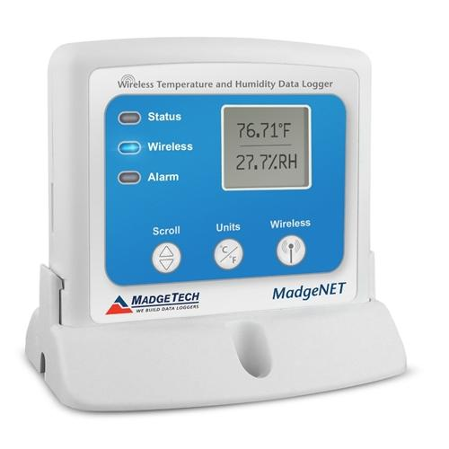 MadgeTech RFRHTemp2000A : Wireless Humidity,Temperature Datalogger