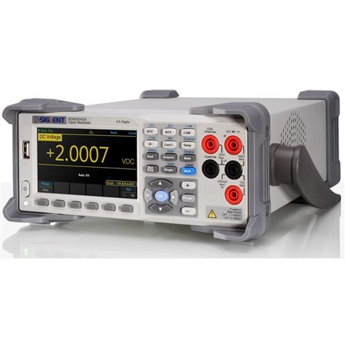 Siglent SDM3045X : 4 ½ Digits Dual-Display Digital Multimeters
