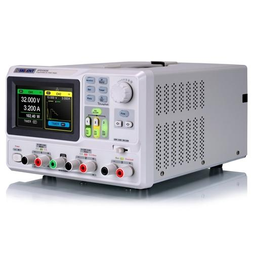 Siglent SPD3303X-E : Programmable DC Power Supply