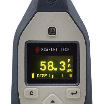 Scarlet ST-11D : Class 1 Sound Level Meter