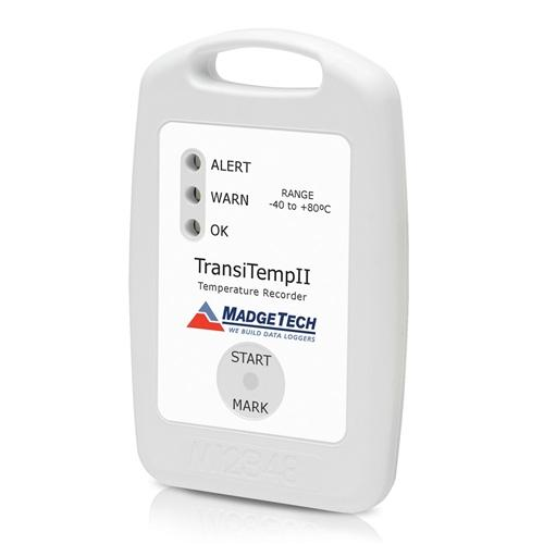 MadgeTech TransiTempII : Temperature Data Logger