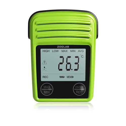 Zoglab MINI : Portable Temperature Humidity Datalogger