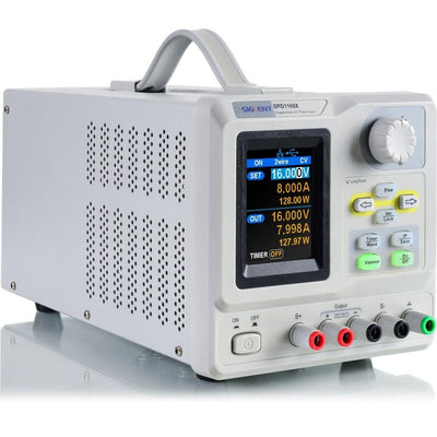 Siglent SPD1168X :  Programmable DC Power Supply