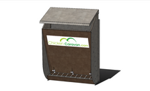 Wall mount Feeder - 30 kg