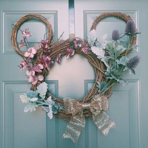 Thumper Wreath