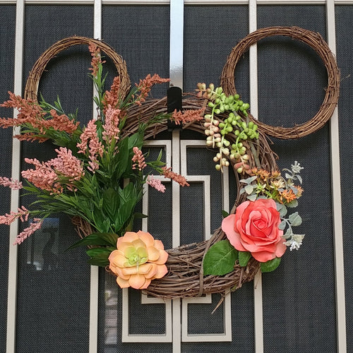 Marbruary Wreath