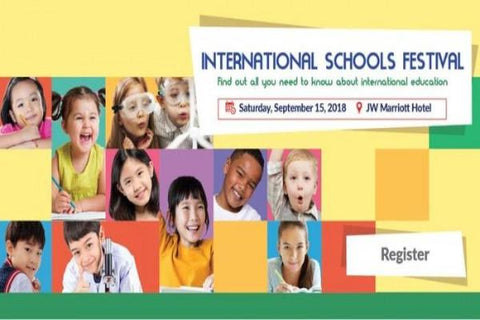 SCMP International School Festival - Whizpa