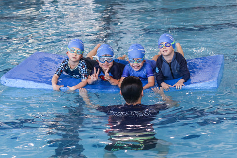 Daily summer swimming camp (4+months, Causeway Bay)