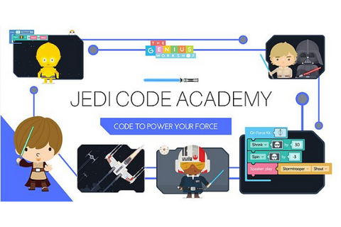 Jedi Code Academy 5 Days (7-14 years, Happy Valley / Taikoo / Prince Edward)