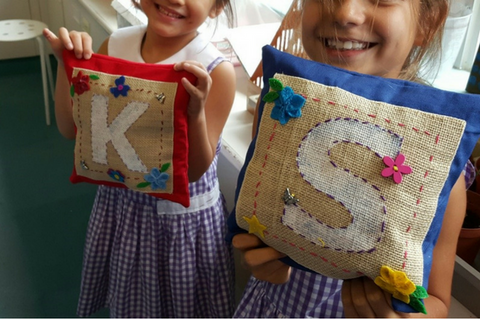 Fabric Design & Creative Sewing 2 Classes (8-11 years, Kennedy Town)